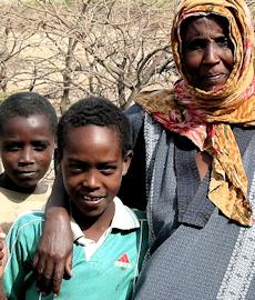 Ethiopian family