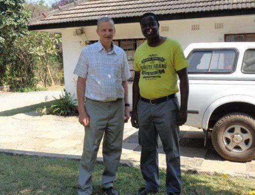 Dave & Ruth Garrard – Back to Africa