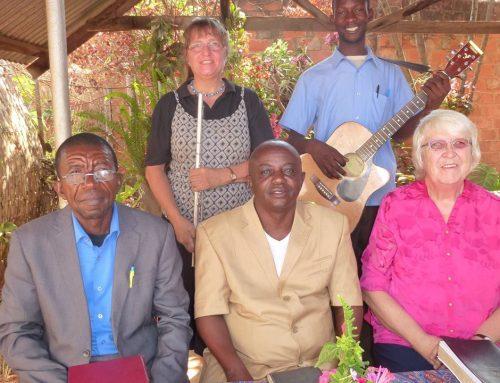 Pastor Mwambay – Relief Trip