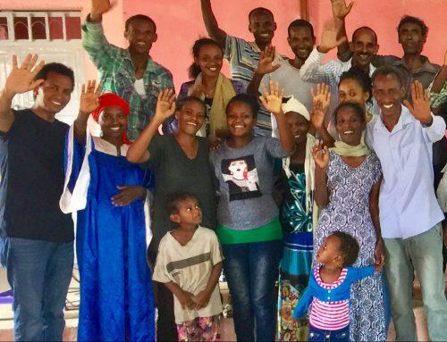 Reunions in Ethiopia
