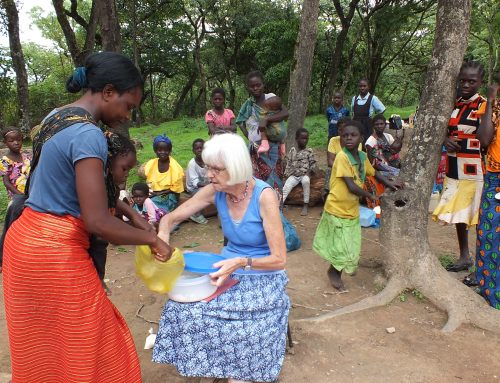 McKillops Back in Zambia