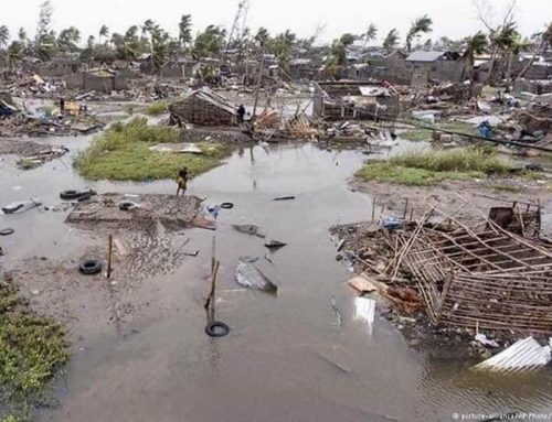 Mozambique Missionaries helping those in Cyclone Area