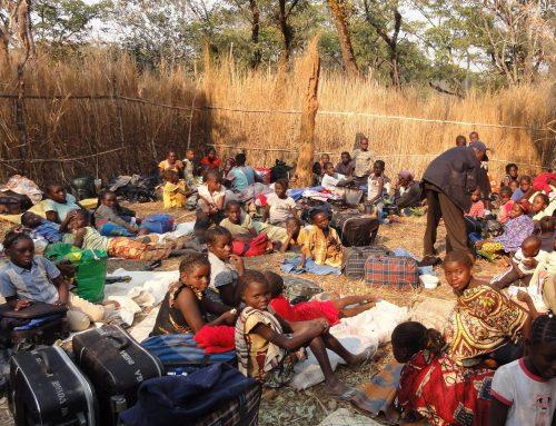 CAMPING SEASON at Nyangombe