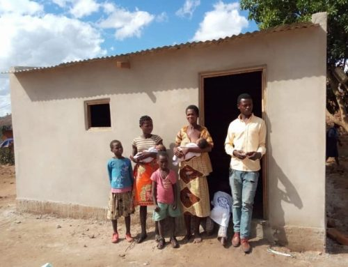 Mozambique Cyclone Help Continues