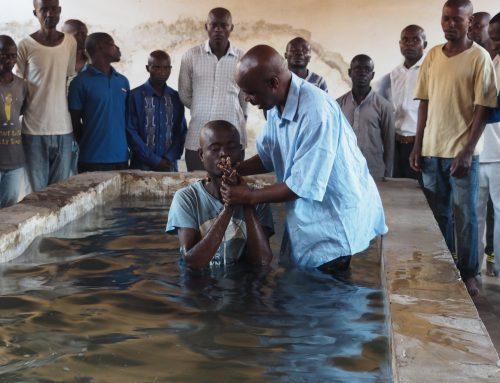 Buluo Prison Baptisms