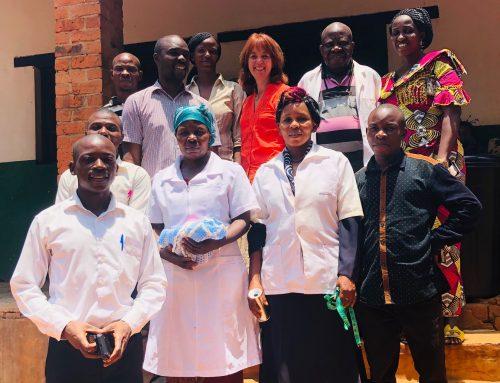 Lwamba Hospital Update