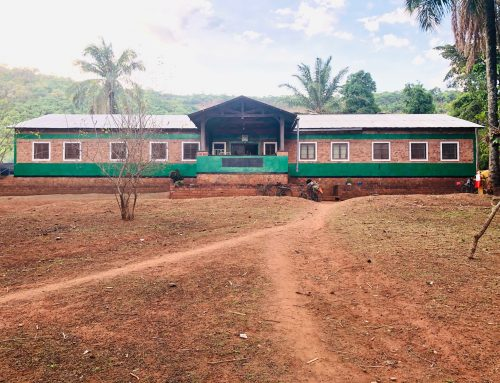 Lwamba Hospital Supply Trip